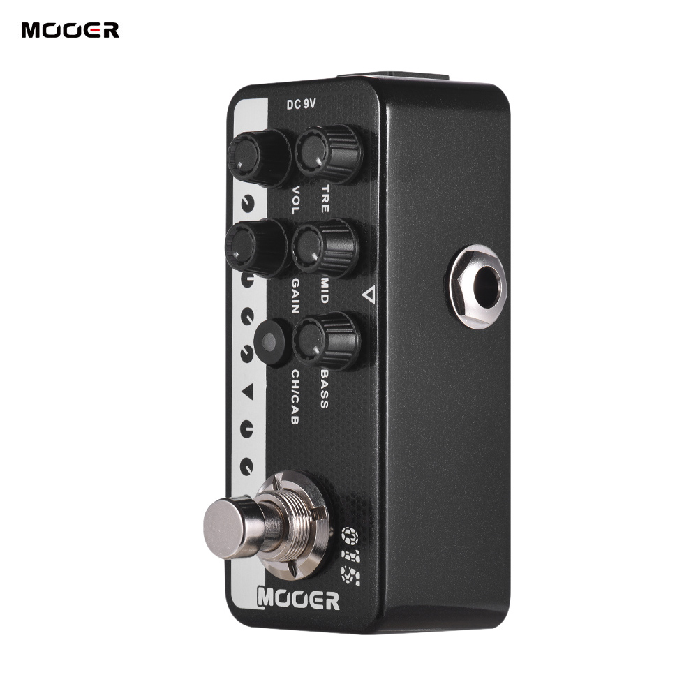 mooer m015 brown sound electric guitar effects pedal stompbox speaker cabinet simulation. Black Bedroom Furniture Sets. Home Design Ideas