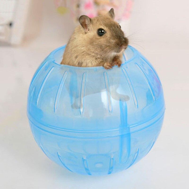 Plastic Hamster Toys Rabbit Running Ball Gerbil Rat