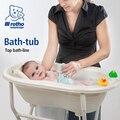 Rotho Babydesign 2017Hot venta Alemania kids asiento de baño tinas de baño de Bebé Con la Mentira Placa niño/niño de lavado bañera recién nacido baño de tina