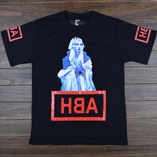 2016 New Fashion Rap star 2pac tupac Harajuku 3d t-shirt men/woman Casual White Tees hba tshirt hip hop tops