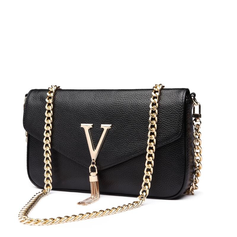 2018 New Design Genuine leather Shoulder Bags High quality Female leather Bags Women Messenger Bags Handbags Women famous brand 100% genuine leather women bags famous brand women messenger bags first layer cowhide shoulder bags women ladies handbags