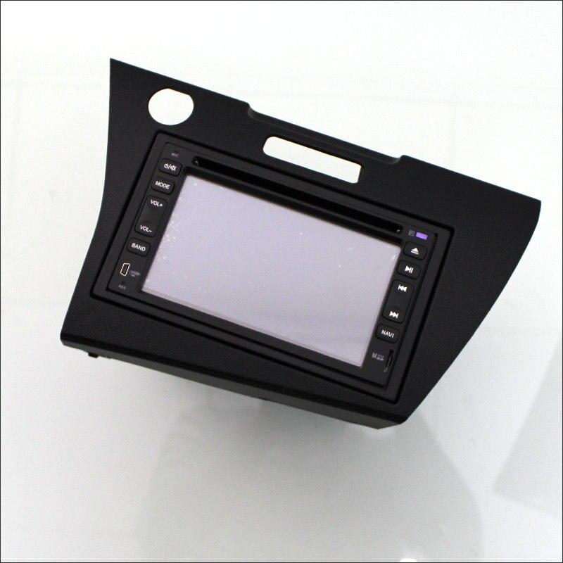 Para honda para cr-z crz (ZF1) 2010 ~ -Car Radio CD Dvd GPS NAV Navi Sistema Mul