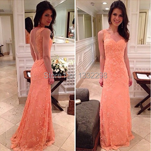 Image result for coral brocade gown