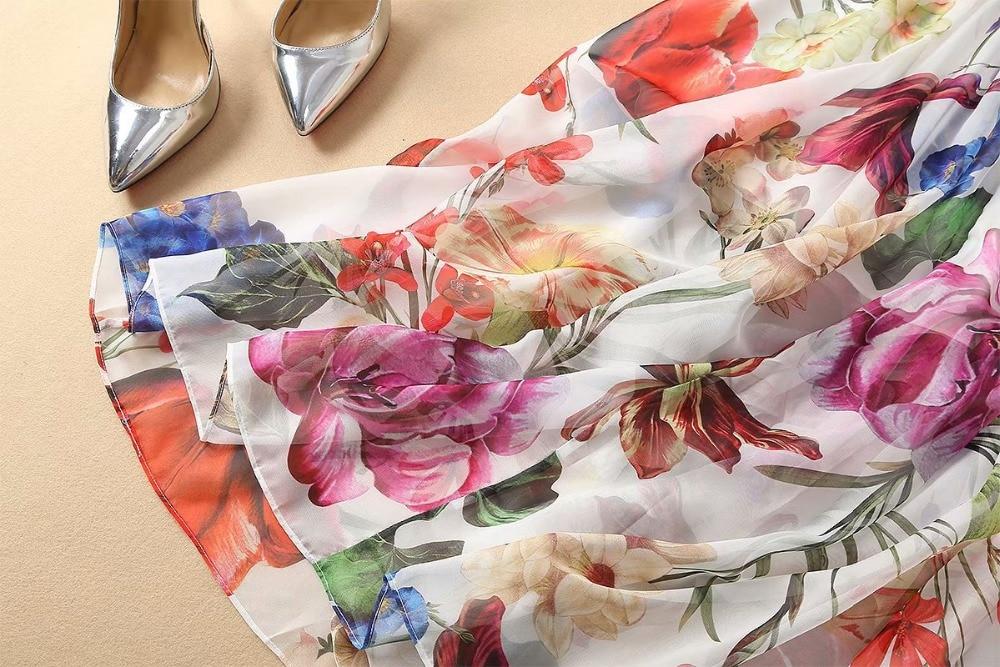 Européenne 2019 Femmes Mode Design Printemps Robe De Ws02405 Luxe Qualité Supérieure Nouvelle Marque Partie Style CxWQrdBoe