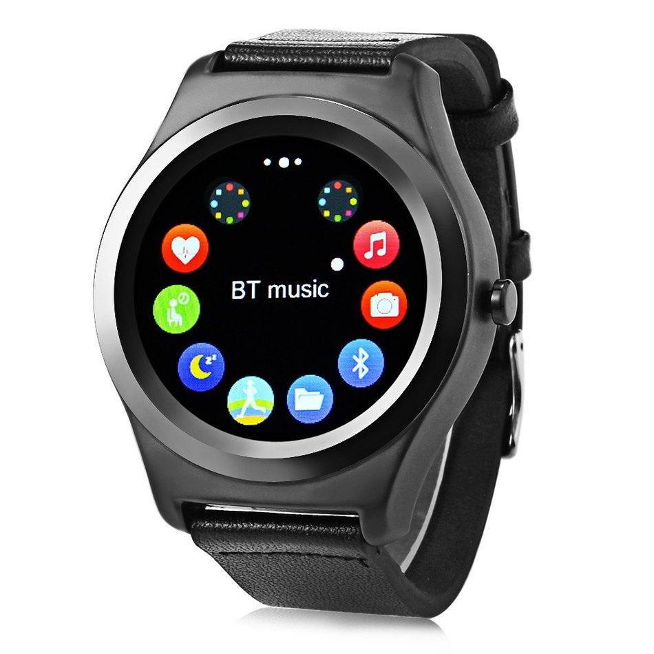 Prix pour Q2 Bluetooth 4.0 Smart Watch Unisexe avec Siri Alarme Moniteur de Fréquence Cardiaque Sommeil Tracker Étanche Numérotation SMS Rappel Bracelet