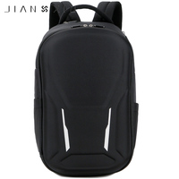JIANXIU New Casual Photography Package For Men And Women Nylon Travel Bags For Female Solid Solid