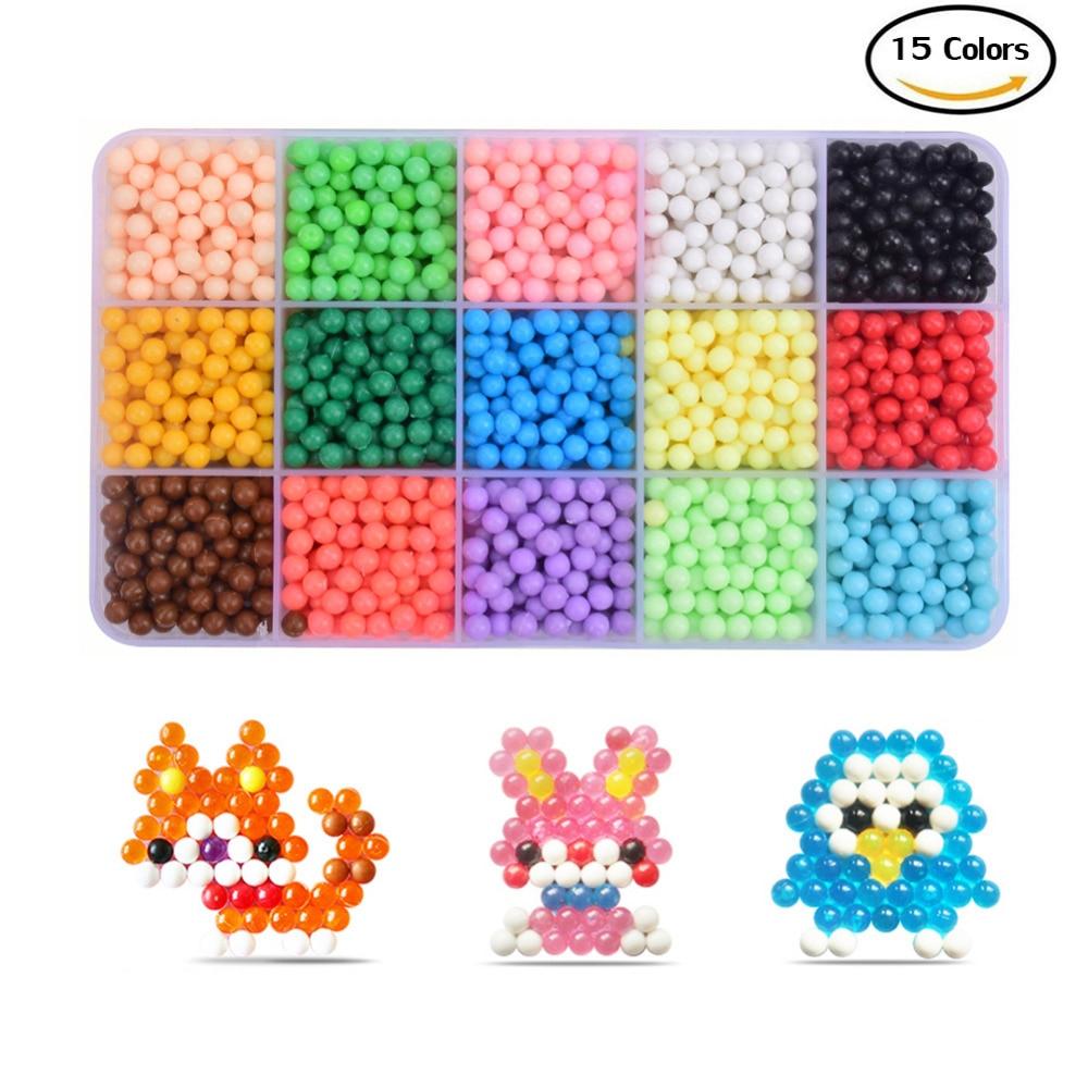 550 piezas Pop Beads Snap Beads artesanías de arte para la - Juegos y rompecabezas