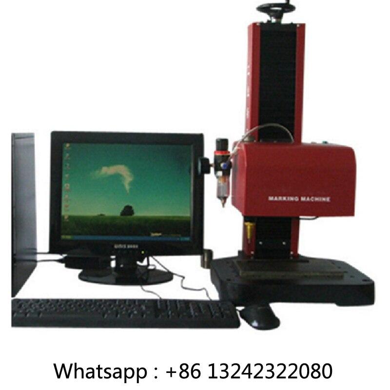 Machine de marquage de gravure sur métal CNC pneumatique