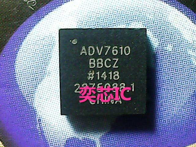 1 adet/grup orijinal stok Yeni ADV7610BBCZ BGA QFN1 adet/grup orijinal stok Yeni ADV7610BBCZ BGA QFN