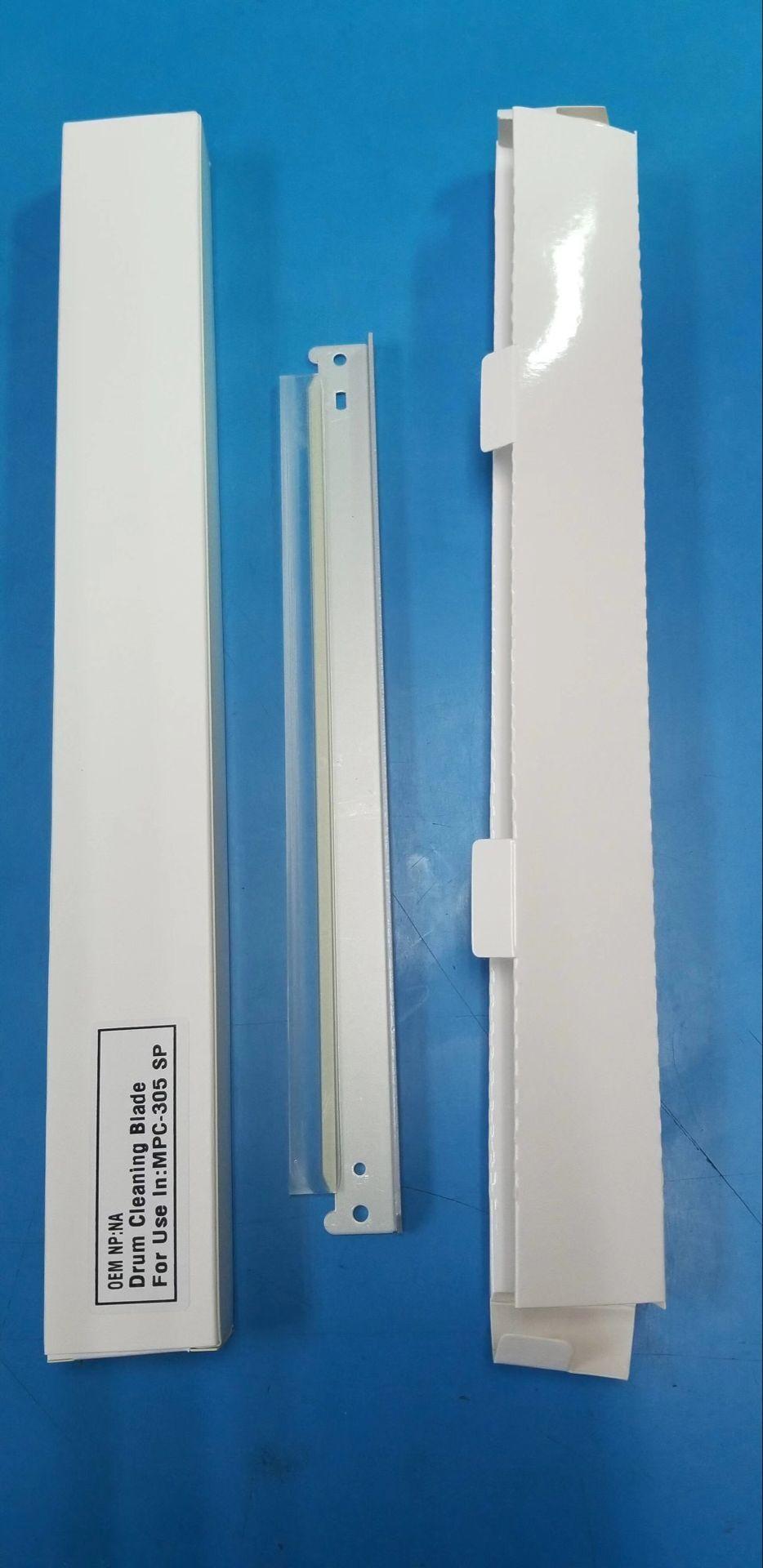 Frete grátis 4 pces copiadora tambor lâmina
