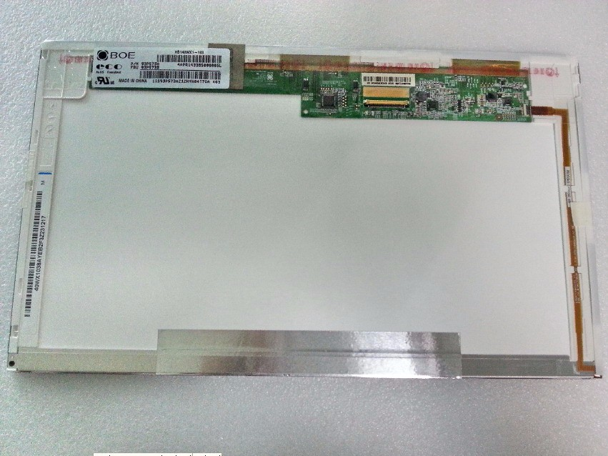 HB140WX1-200 HB140WX1 200 Original A+ Screen 14.0 LCD LED PANEL LAPTOP SCREEN