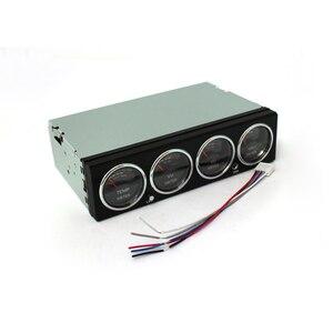 Image 2 - תצוגת LED מוסיקה ספקטרום Analyzer רכב אודיו רכב ספקטרום Analyzer טמפרטורת מתח אודיו תצוגת רמת מטר