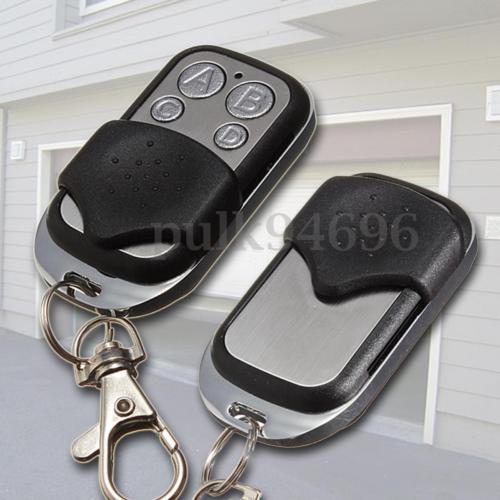 CAME Garage Remote Control Cloning Universal Electric Gate Fob 433.92mhz Fixed Code SJQ088A