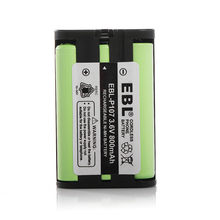 EBL 800mAh NI-MH Battery 3.6v Rechargeable Battery For Panasonic Cordless Phone HHR-P107 HHRP107A/1B KX-3031 free shipping(China)