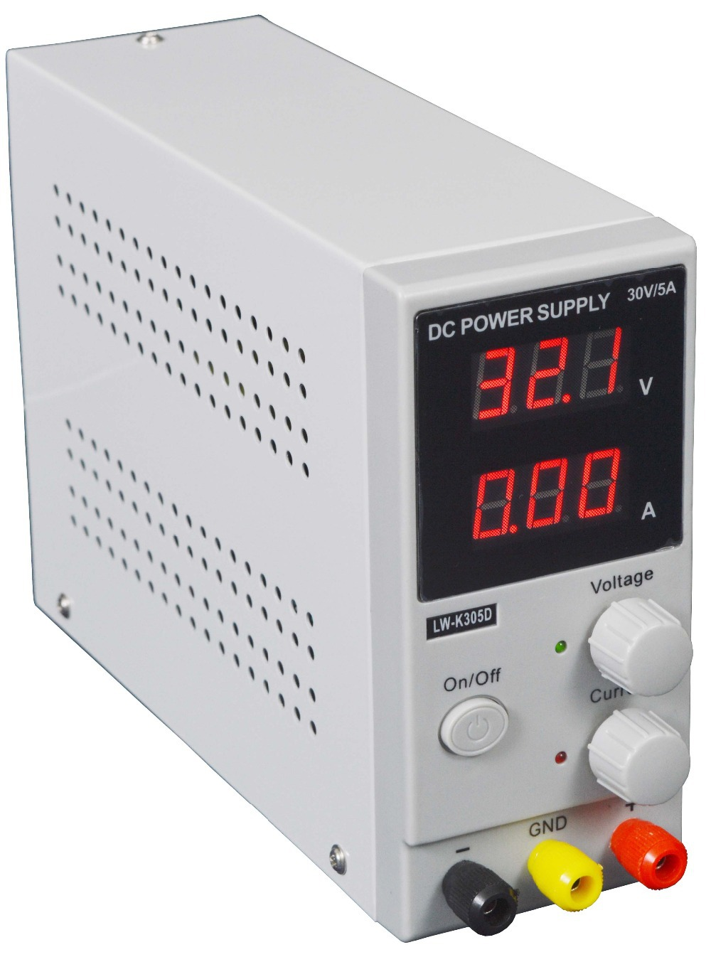 New Lw K305d Mini Switching Regulated Adjustable Dc Power Supply Variable Single Channel 30v 5a In Voltage Regulators Stabilizers From Home