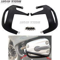Engine Cylinder Head Protector Guard Side Frame Cover w/ Mount Kits for BMW R 1150 R/S/RS/RT R1150R R1100S R1150RS R1150RT 01 03