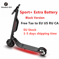 2019 Ninebot KickScooter ES4 / ES2 Smart Electric Kick Scooter foldable lightweight hoverboard skateboard Long Board EU Stock