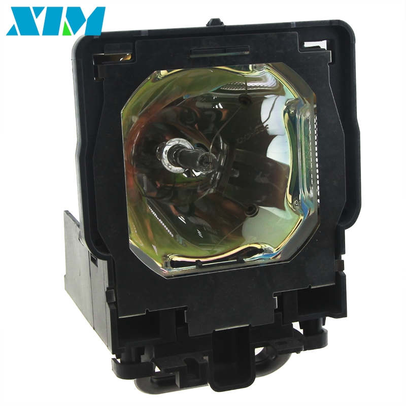 610 334 6267 / POA-LMP109 Projector Bare Lamp With Housing For Sanyo PLC-XF47, PLC-XF47K, LX1500, LC-XT5 Projectors compatible projector lamp eiki 610 334 6267 poa lmp109 lc xt5d lc xt5ai
