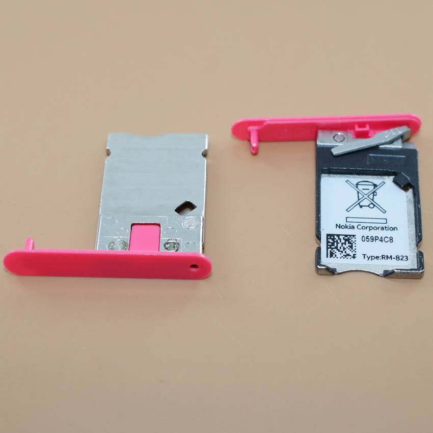 YuXi 1piece/lot brand new sim card socket connector replacemnet for Nokia N900.