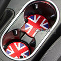 silica gel silicone Heat anti slip non slip Coffee Tea Cup Mat Pad Coaster car styling internal accessory fit to mini cooper