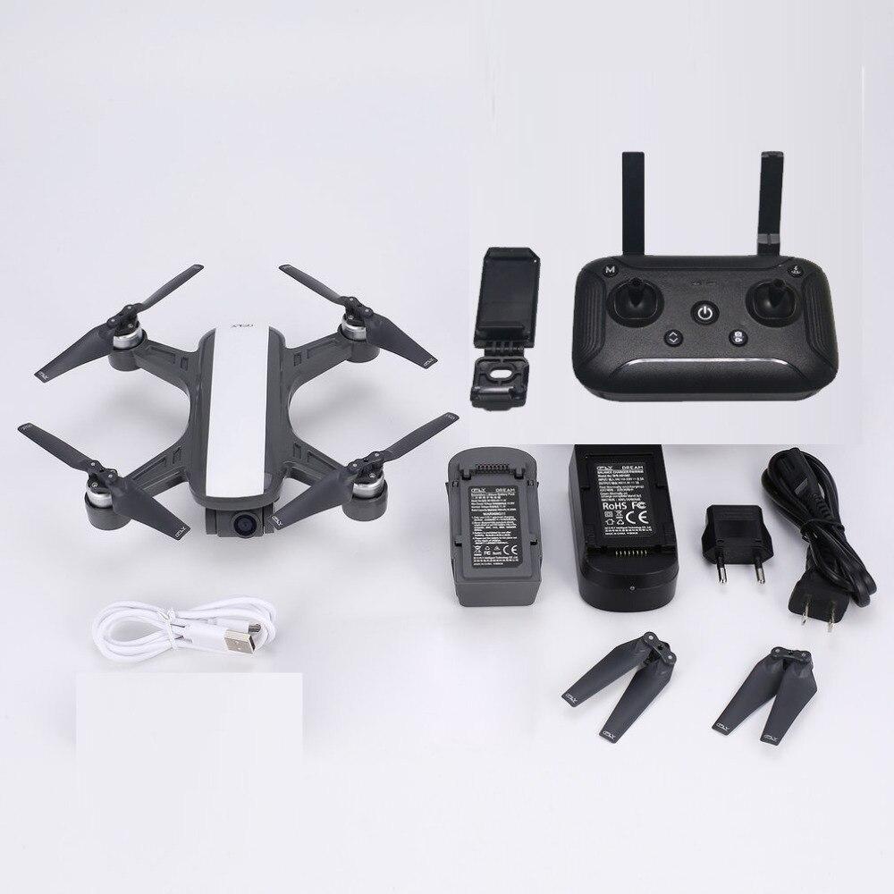 CFLY мечта gps Drone RC Quacopter HD камера 1080P 5 г Wi Fi FPV системы Long Distance Трансмиссия следовать мне режим круг Летающий Дрон