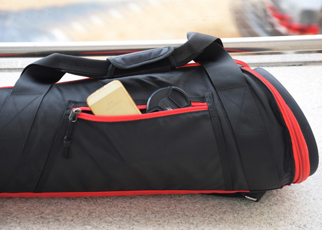 Camera Tripod Carry Bag Travel Light Stand Case Shoulder Strap Monocular Telescope Fishing Rod Bag 5