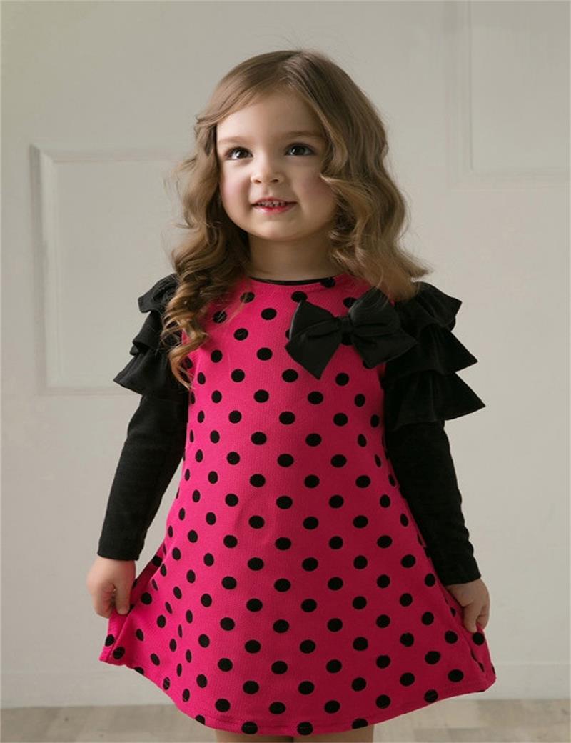 IOLSFALA Tüdrukute kleit, 2 värvivalikut
