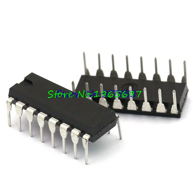10pcs/lot SN74HC4052N 74HC4052N 74HC4052 DIP-16 In Stock
