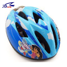High Quality Kids Bicycle Helmet Ultralight Children Cycling Helmet 9 Air Vents PC And EPS Safety Kids Bike Helmet 48cm~55cm цена