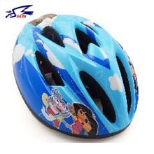 цена на High Quality Kids Bicycle Helmet Ultralight Children Cycling Helmet 9 Air Vents PC And EPS Safety Kids Bike Helmet 48cm~55cm
