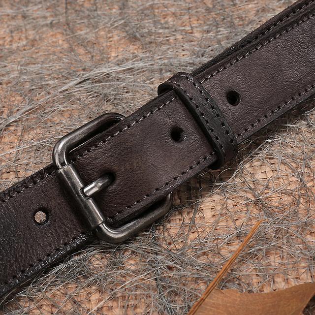 2017 Vintage Genuine Leather Women Bags Cow Leather Shoulder Bag Satchels Messenger Cover Bag Man Woman