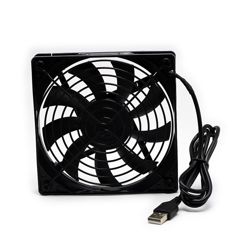 Usb 5v Fan Cage Bird Cage Pet Raising Box Crawler Cooler Cooling Fan