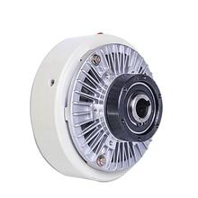 0.6 ~ 20kg Hohl Magnetische Pulver Kupplung Elektromagnetische Kupplung FL50K 1 Magnetische Pulver Bremse Spannung Control