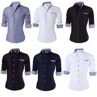 Men's Casual Slim Fit Dress Shirt 2