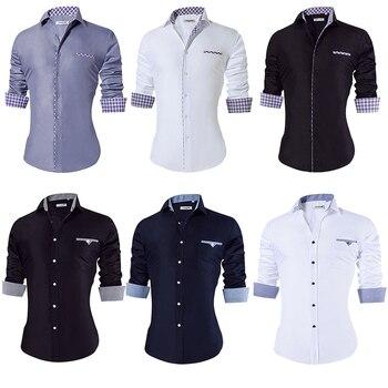 2019 Men's Casual Shirt Slim Fit