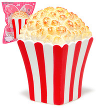 Jumbo Popcorn Squishy Slow Rising Bread Scented Original Package Squeeze Toy Kid Gift(China)