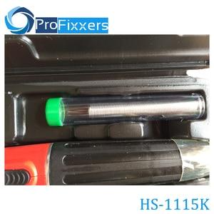 Image 5 - Газовый паяльник с самозажиганием HS 1115K, набор с аккумуляторными паяльными лампами 10 в 1 на основе газа бутана