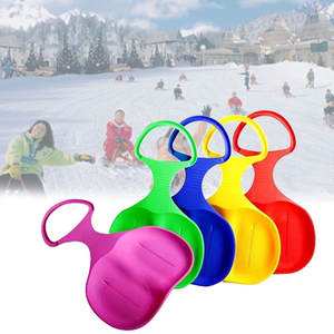 Skiing-Pad Sled Sand-Grass Snow-Luge Snowboard Kids Outdoor Sports for Adult Children