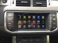 Android автомобильный мультимедийный интерфейс для Evoque cherevoque Range Rover спорт Охрана труда freelander 4 2013 2014 2015