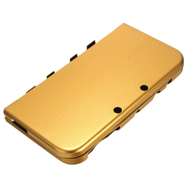 Top Selling Metal Box Aluminum Hard Protective Cover Case Shell for Nintendo for NEW 3DS XL / LL The New Style