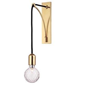 Image 1 - مصباح جداري حديث للحوائط والشمعدان والكرة الزجاجية الجدارية كرة مستديرة LED مصباح جداري لغرفة النوم وممر بجانب السرير
