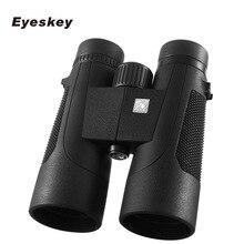 Cheap price 2017 Eyeskey HD 10×42 Binoculars Outdoor Sports Eyepiece Telescope Binoculars Telescope Wide Angle Hunting  Black