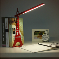 New Arrival Table Lamp Eiffel Tower Reading led Table Light Desk Lamp Modern Fashion Decorative For Living Room Bed Room