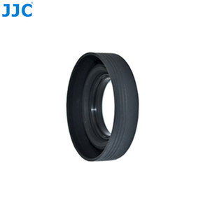 Image 2 - JJC Universal 3 in 1 Collapsible Silicone Lens Hood 46mm 49mm 52mm 55mm 58mm 62mm 67mm 72mm 77mm  Camera Lens Protector