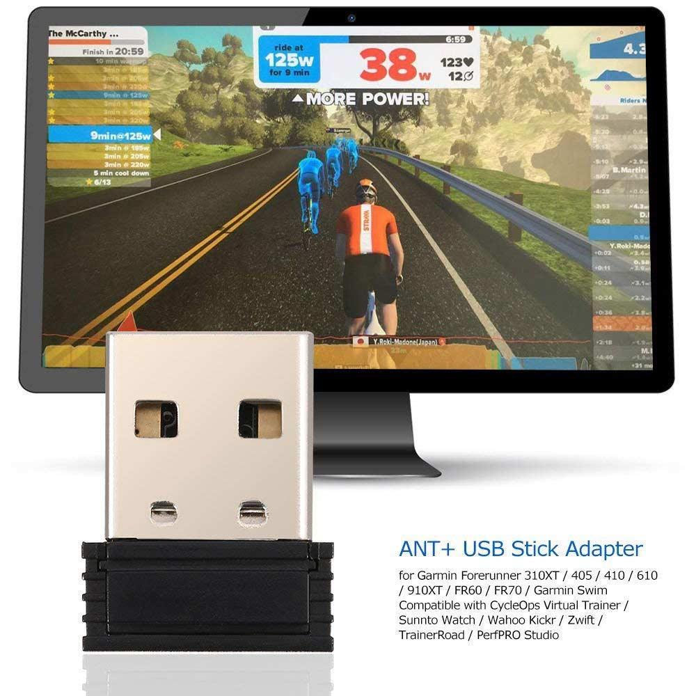 Ingelon Mini USB ANT+ Stick Gadgets Portable USB Adapter Dropship For Garmin Zwift Onelap Wahoo Cycling Fitness Device Gadget