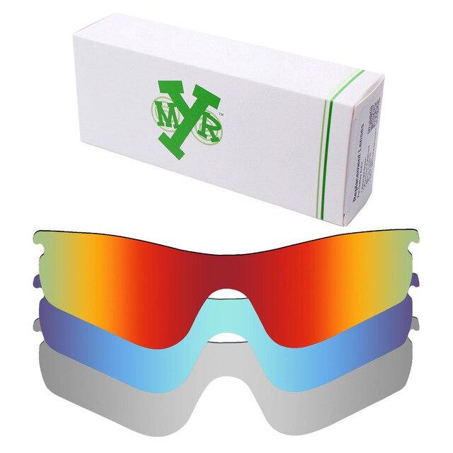 occhiali oakley radarlock lenti