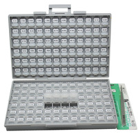 Surface Mount 0805 1 Resistor Kit 10M Ohm 144V 100pc Value 14400pcs In BOX ALL