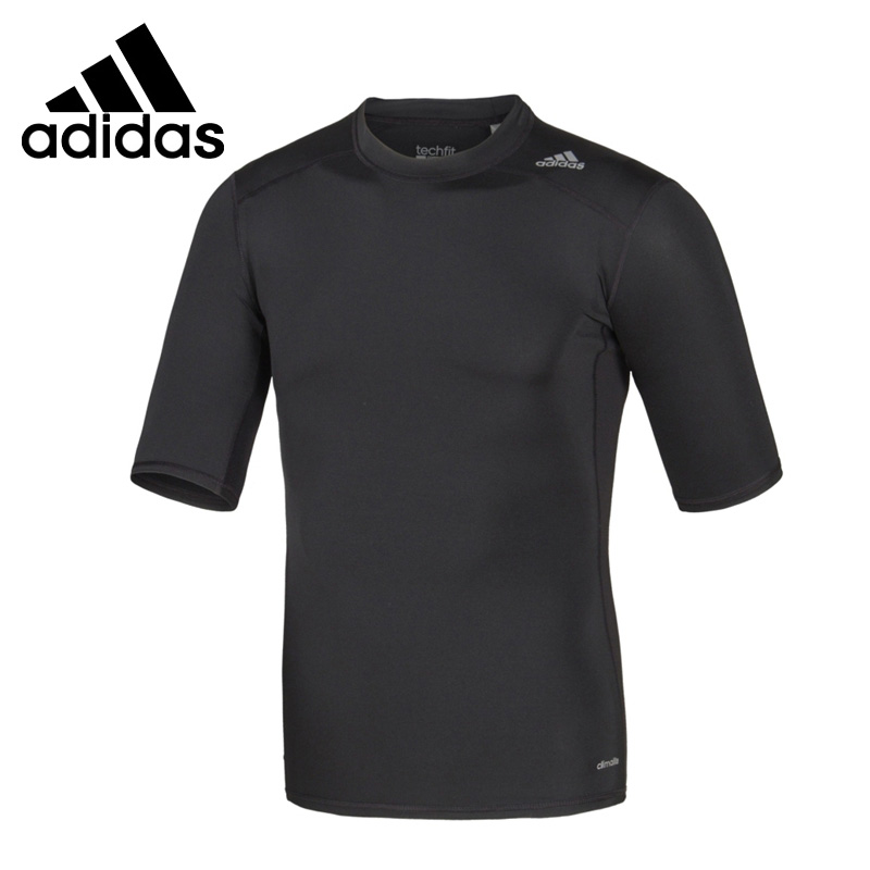 Original Adidas Climalite Men's T-shirts shirt  training short sleeve Sportswear подушка декоративная la pastel la pastel mp002xu00xtm