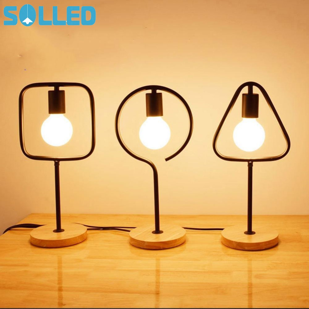 SOLLED Decorative Reading Lamp Simple Modern Table Lamps Creative Bedroom Decoration Lamps TH reading literacy for adolescents