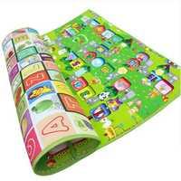 Esteira do jogo Do Bebê Tapete Crianças Tapete Tapete Para Crianças Playmat Crawling Mat Crianças Tapete Tapete de Desenvolvimento Do Bebê Esteira do Jogo Da Espuma game Pad